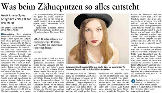 Report Rhein-Zeitung 20.9.17